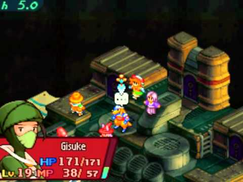 Let's Play Final Fantasy Tactics A2! 68. The Way of the Parivir