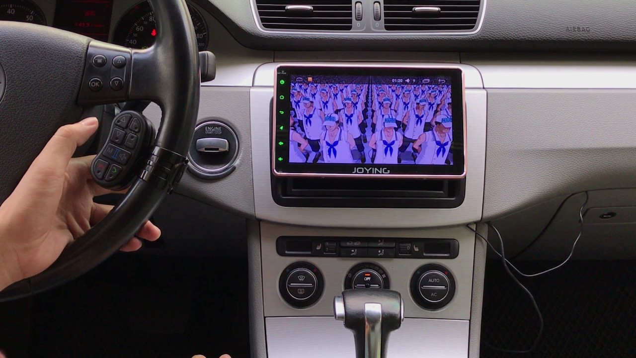 How To Use Steering Wheel Controls With An Aftermarket