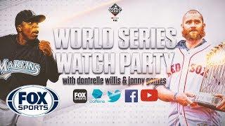 World Series Watch Party with Dontrelle Willis & Jonny Gomes   FOX SPORTS