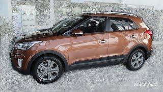 видео Компактный кроссовер Hyundai Creta