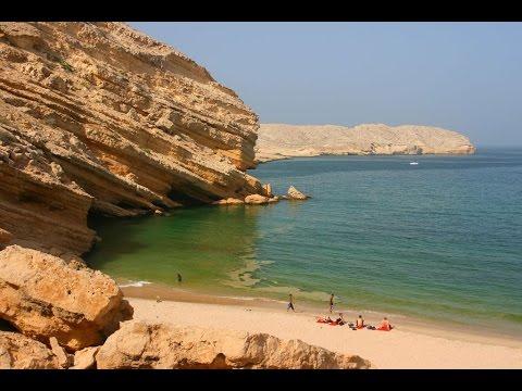 Al Qurm beach Muscat Oman a walkthrough |...