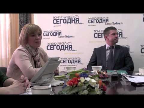 Луиза Носкова. О потенциале тюменских спортивных центров олимпийской подготовки для региона