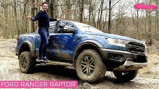 Test Drive Ford Ranger Raptor - The Offroad King ! - Le Vendeur Automobiles