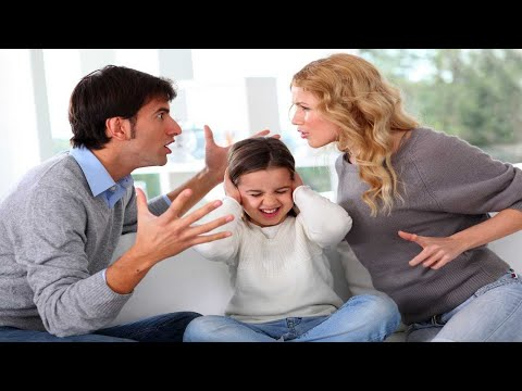 How to Talk to Children about Divorce | Child Anxiety