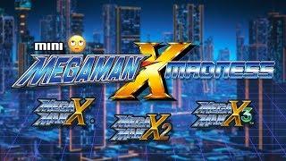 MEGA MADNESS X! La Maratón Mega Man X ( Saga X)