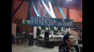 Himno de Deportes Temuco, en el bingo de Los Devotos