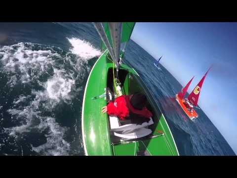 GoPro: Sailing Solo - Crossing Cook Strait in 3.6m Dinghies