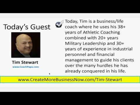 CMB Live | The Networking 2:87 Concept | Tim Stewart