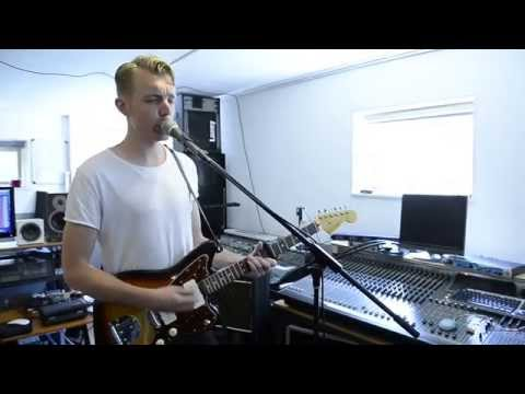 Alexi Lalas - Just As Lost (live at studio)