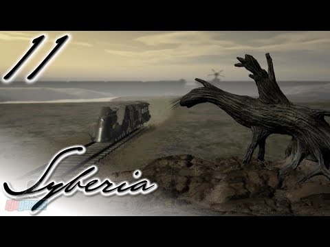 THE WALL - Let's Play Syberia Part 11 | PC Game Walkthrough | 60fps Gameplay