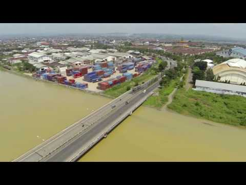 Dokumentasi Kanal Banjir Barat dan Bendung Simongan 2014