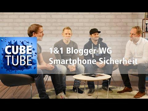 Smartphone Sicherheit: Samsung Galaxy S8 & Norton Mobile Security - 1&1 Blogger-WG - deutsch HD