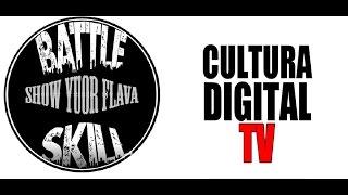 Nirvana vs Campanita - B.girl - Battle Skill | Cultura Digital TV |
