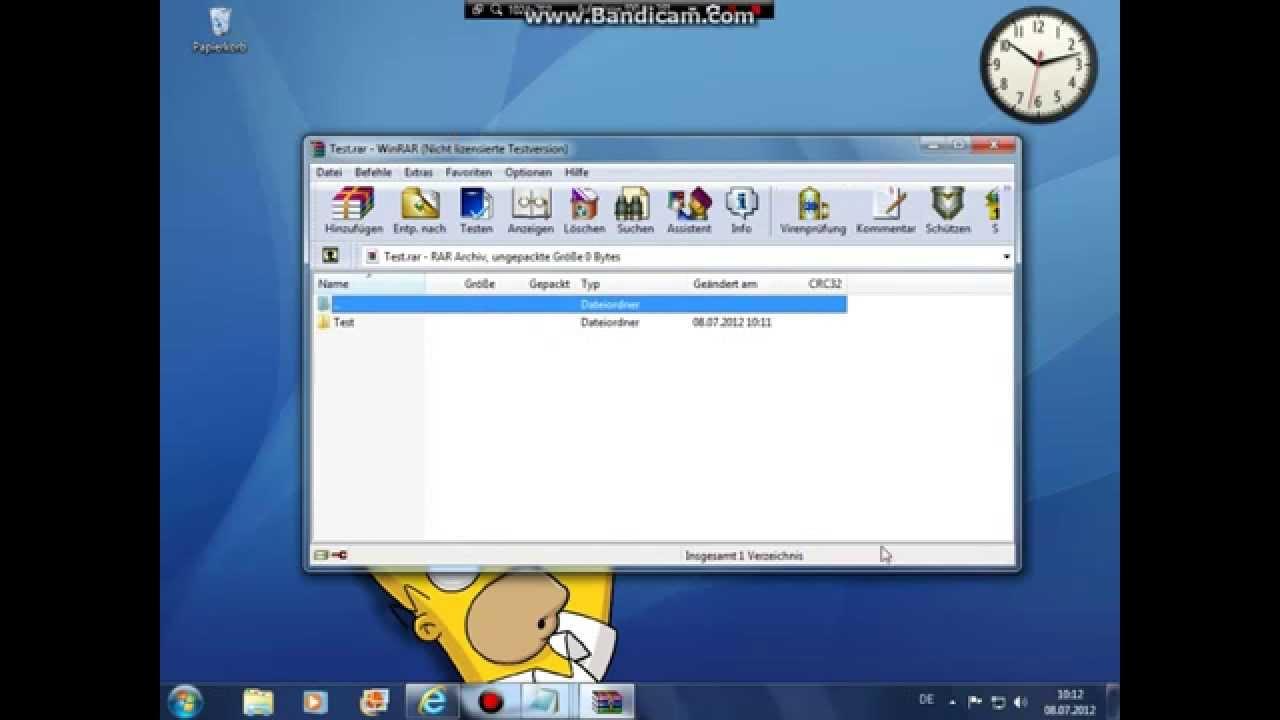 Programme Passwort Schützen
