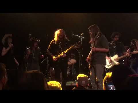 Lukas Nelson and POTR- Up On Cripple Creek -Music Hall of Williamsburg, Brooklyn