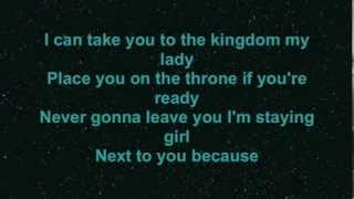 no other love common kings lyrics on screen