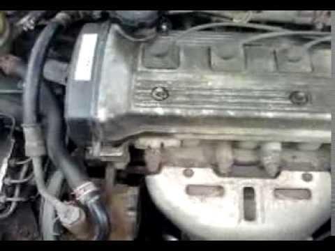 Двигатель. Стучат пальцы.