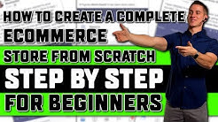 ? Shopify Tutorial for Beginners | How to Set Up a Profitable Shopify Store Step by Step in 2019!