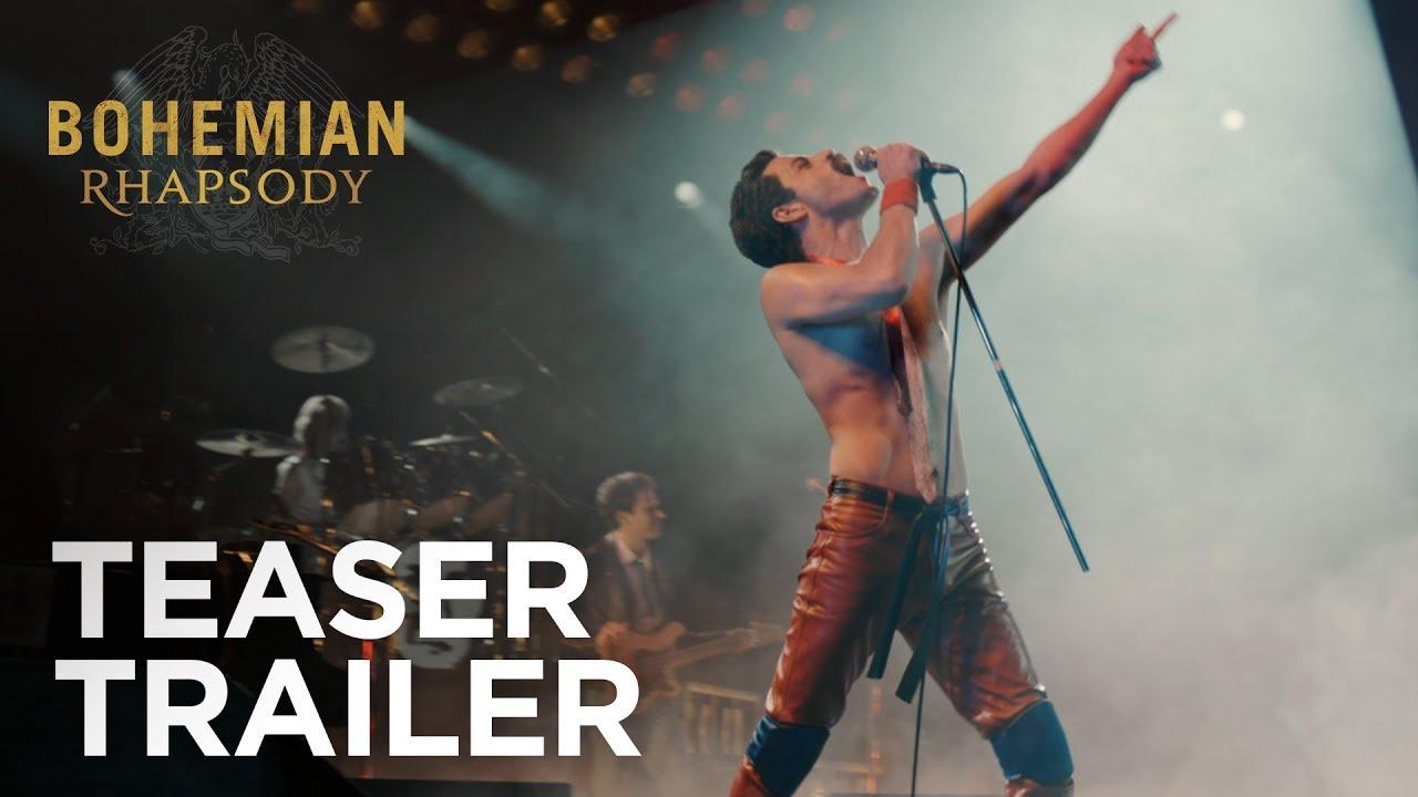 Bohemian Rhapsody | Teaser Trailer HD | 20th Century Fox 2018