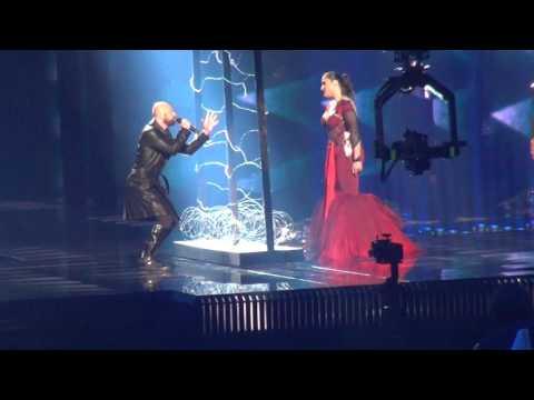 Dalal & Deen - Ljubav je (Bosnia & Herzegovina) Eurovision 2016 2nd Rehearsal