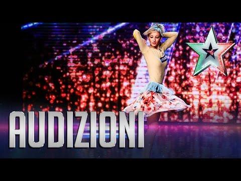 Martina, la musica nel cuore | Italia's Got Talent 2015
