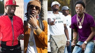 Ralo SQUASHED BEEF WITH RICH HOMIE QUAN!!! He Say DON'T APOLOGIZE FOR THAT LAME SH*T I FORGIVE U!