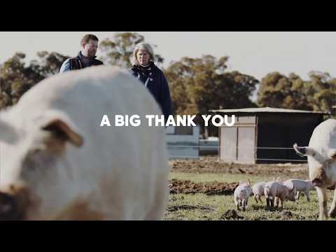 RSPCA Approved Good Food Series: A big thank you