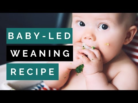 Baby Led Weaning Recipe That's Healthy | Tips for Starting Solid Food