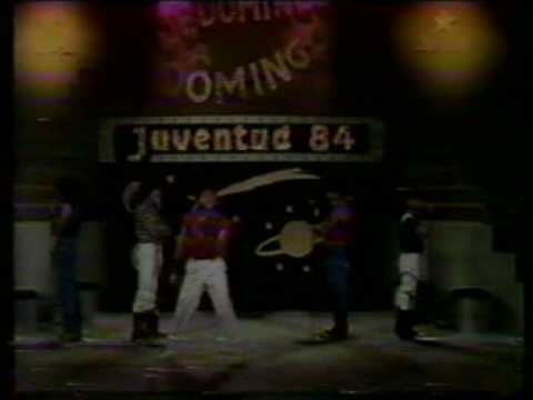 """""""TANTO TIEMPO"""".LA PANDILLA DE ECUADOR 1984. JUVENTUD 84 de ECUAVISA"""