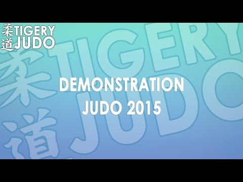 Démonstration Judo 2015 | Tigery Judo