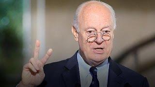 انطلاق الجولة الرابعة لمفاوضات جنيف بخصوص سوريا