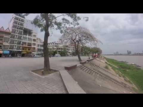 Phnom Penh Sisowath Quay