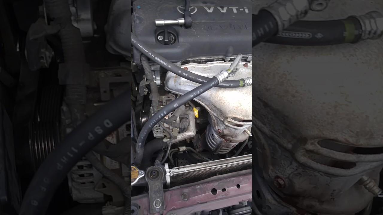 Ac compressor scion tc part 1