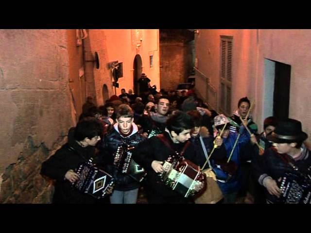 Gambatesa 30 dic 2011: accoglienza camperisti