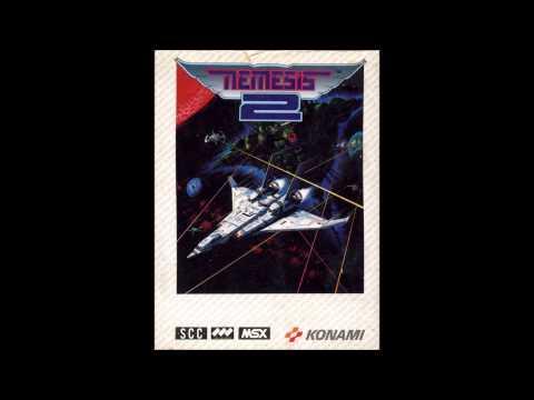 Konami MSX Nemesis 2 'Boss' Music Remake By David Mathews. グラディウス2 Gradius 2