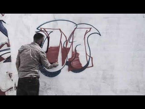 How To Draw An M | Graffiti