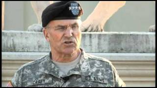 Gen. Casey visits U.S. Army Africa