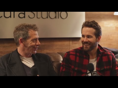 Ryan Reynolds & Ben Mendelsohn Talk Mississippi Grind, the Deadpool Movie, and More