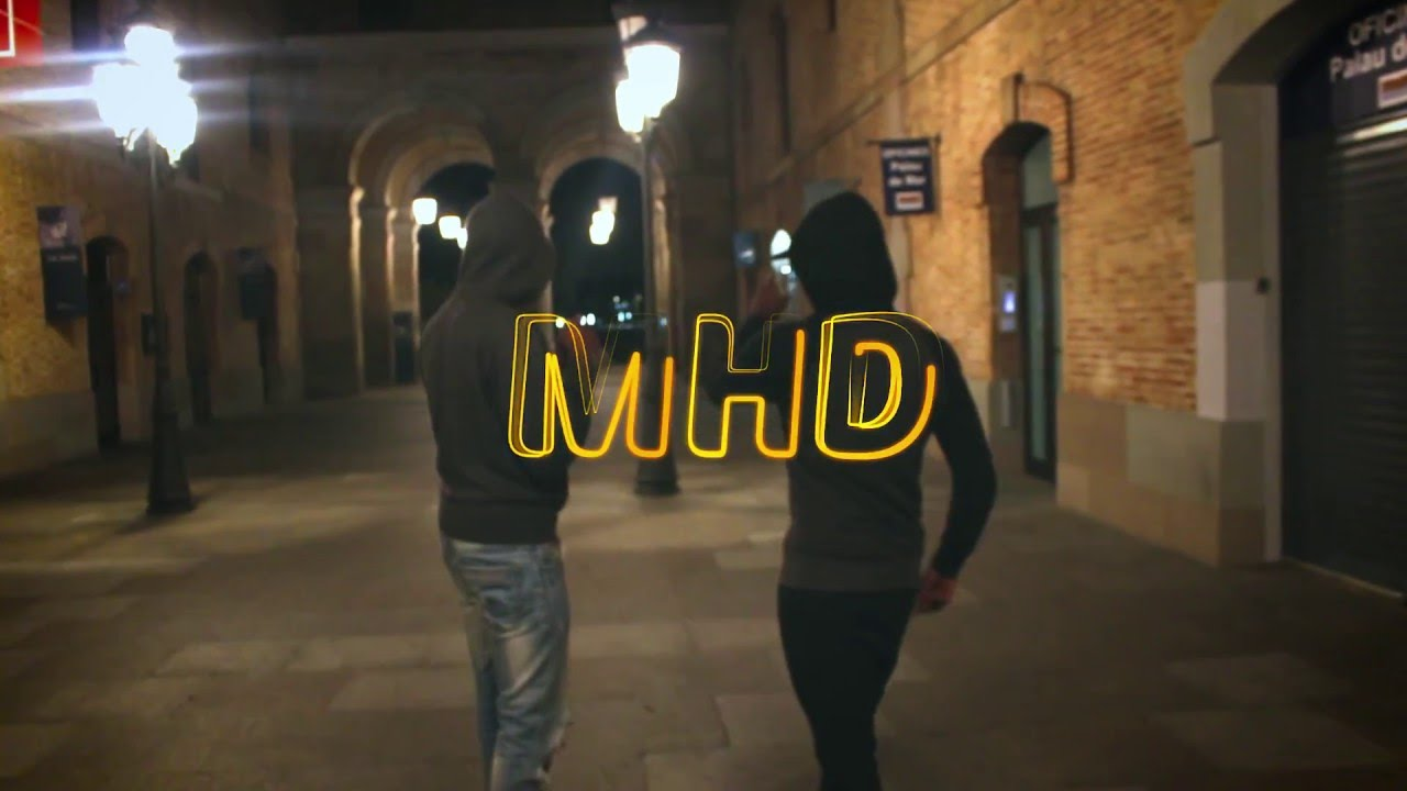MHD - AFRO TRAP Part.6 (Molo Molo)
