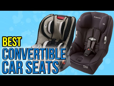 10 Best Convertible Car Seats 2016