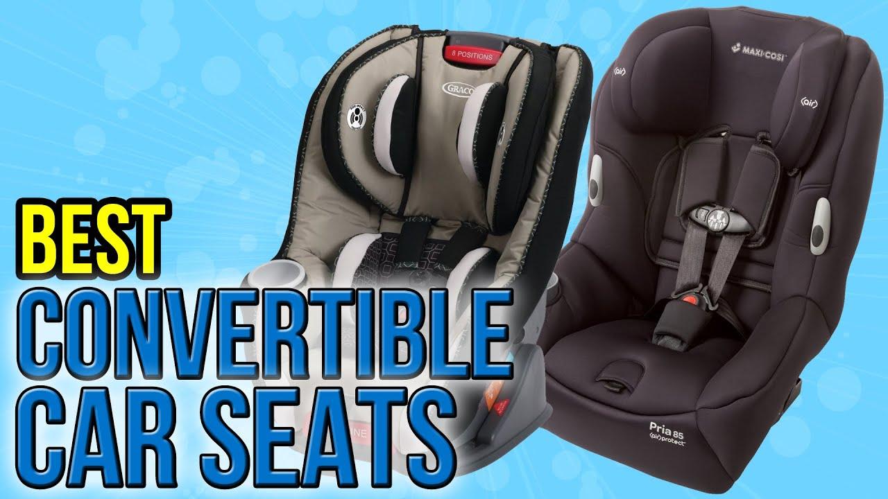 10 Best Convertible Car Seats 2016 - YouTube