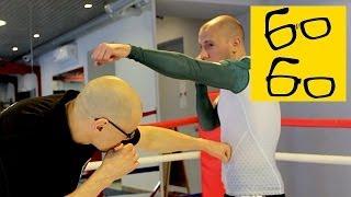 Боксерский удар по печени и правильное формирование кулака — уроки бокса Николая Талалакина