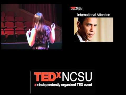 TEDxNCSU - Kathleen Griffin - Texts, Tweets, and Transnational Technologies