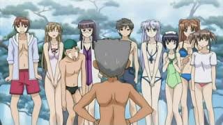 Anime Zone: The Harem Genre