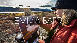 Artist Emma Barr ( Oil Painter )