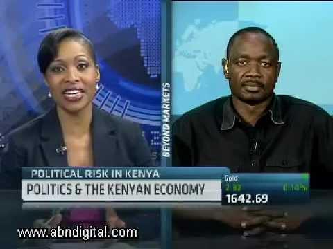 Political Risks in Kenya with David Makali