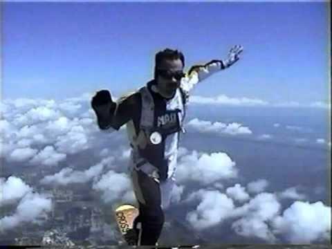 Cross Keys Inferno Skysurfing (3x US National Cham...