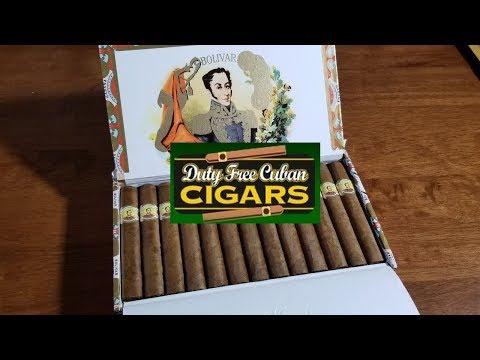 Duty Free Cuban Cigars - Review