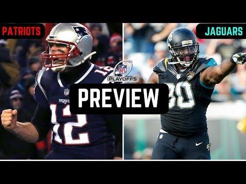 New England Patriots vs Jacksonville Jaguars Preview | AFC Championship 2018