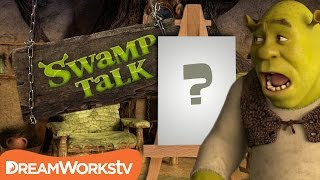Most Unbelievable Art Ever | SWAMP TALK WITH SHREK AND DONKEY